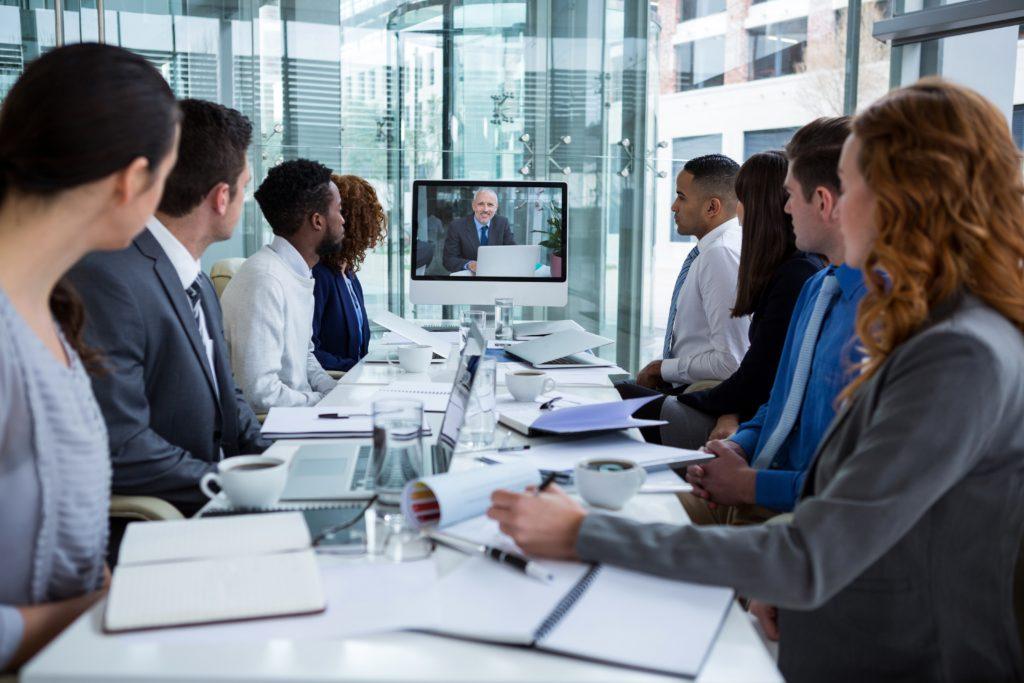 systemy wideokonferencyjne, wideokonferencje