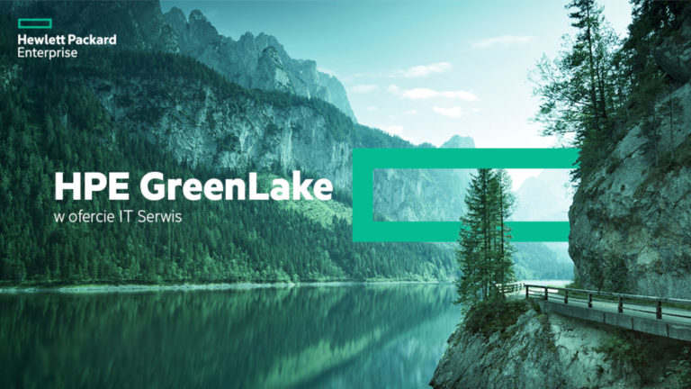 HPE GreenLake