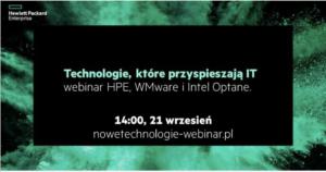 HPE serwery z Optane