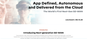 Next Generation SD-WAN