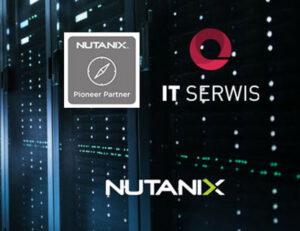 IT Serwis - Partnerem Nutanix
