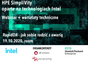 HPE SimpliVIty RAPID DR