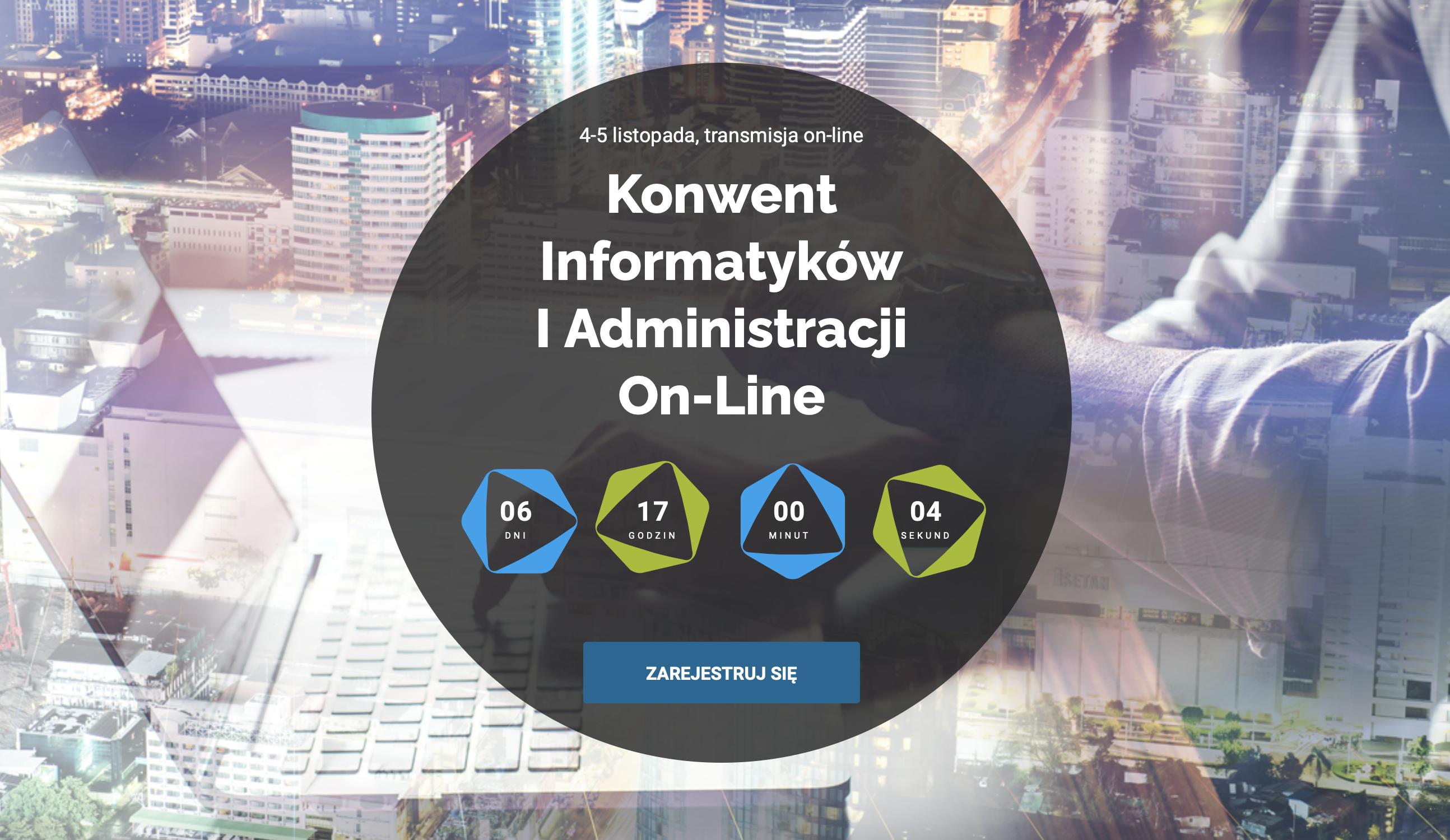 Konwent Informatyków I Administracji On-Line