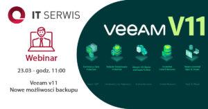 webinar Veeam v11
