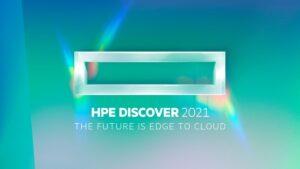 HPE Discvoer 2021
