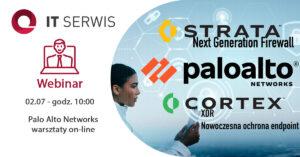 Warsztaty Palo Alto Networks